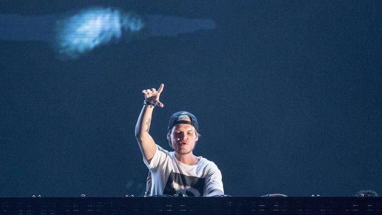 O DJ sueco Avicii, em uma imagem de arquivo.