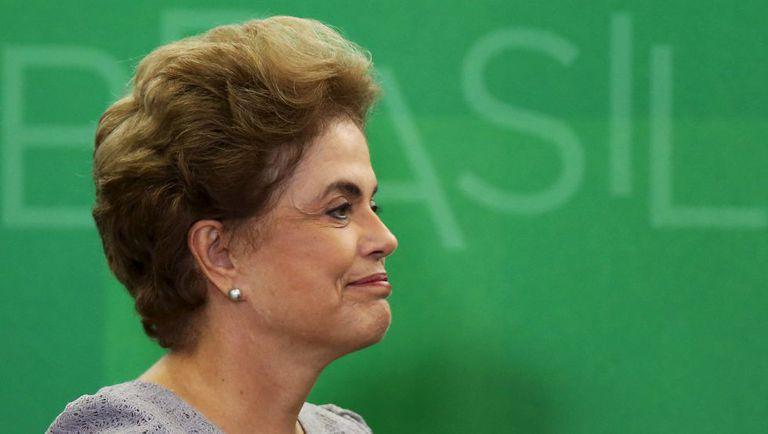 Dilma, que se reuniu com juristas.