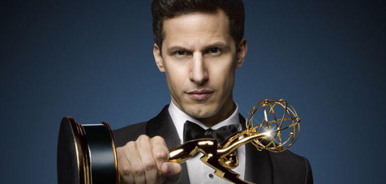 Andy Samberg, que vai apresentar os Prêmios Emmy.
