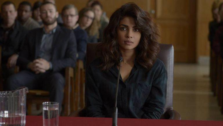 Priyanka Chopra, protagonista de 'Quantico'.