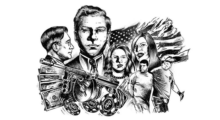Ilustração de Lola Beltrán.