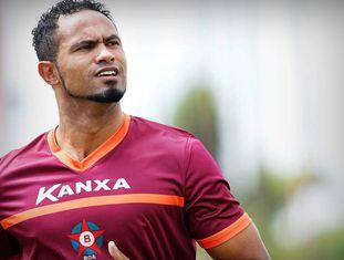 Bruno disputou cinco jogos pelo Boa Esporte.