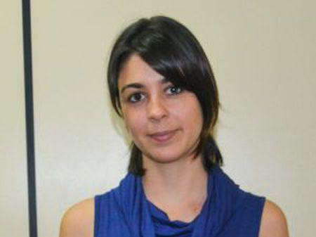 A ativista Sininho.