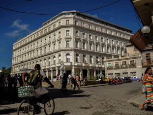 O hotel Kempinski de Havana