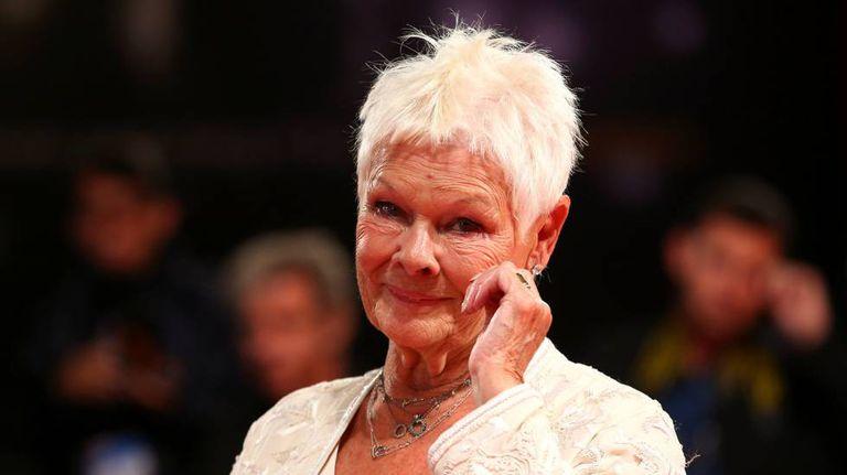 A atriz Judi Dench