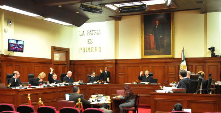 Suprema Corte, em uma sessão no começo de outubro.