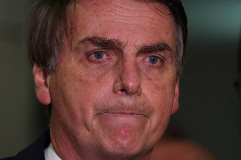 O deputado federal e candidato à presidência Jair Bolsonaro (PSL).