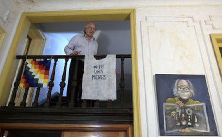 O prêmio Nobel é uma referência direta para os Povos Originários da Argentina.
