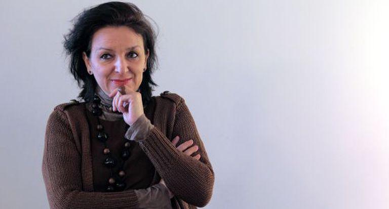 A socióloga Eva Illouz (Fez, 1961).