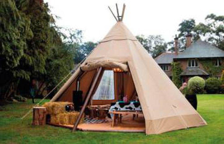 Camping Ninja, em Cardiff.