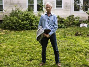 Phil Saviano, vítima de abusos sexuais por parte de religiosos nos EUA.