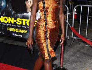 Lupita Nyong'ou vestida de Lanvin.