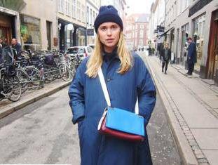 A blogueira Pernille Teisbaek, que publicou recentemente o livro 'Dress Scandinavian', para imitar o estilo das escandinavas