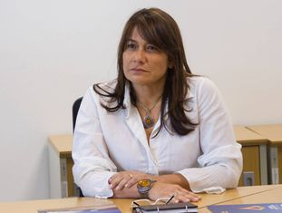 Márcia de Alencar, secretária de Segurança Pública e da Paz Social do Distrito Federal.