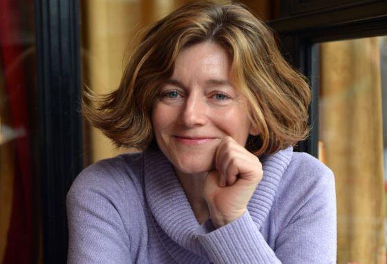 A diretora do Le Monde, Natalie Nougayrède.