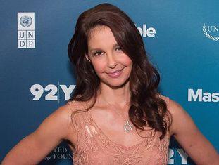 Ashley Judd no Social Good Summit, em Nova York.