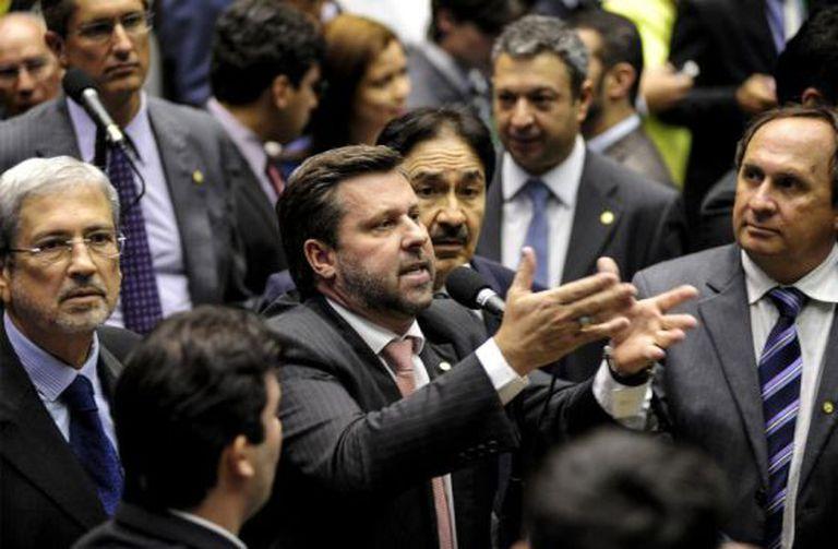 Líder do PSDB na Câmara, deputado Carlos Sampaio.