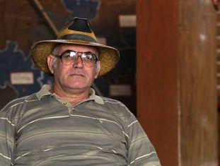 Enrique Hernández, o candidato assassinado em Yurecuaro.