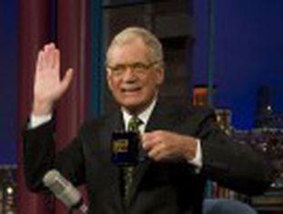 O grande apresentador do 'late night' se despede após 33 anos na televisão norte-americana acompanhado de amigos e celebridades