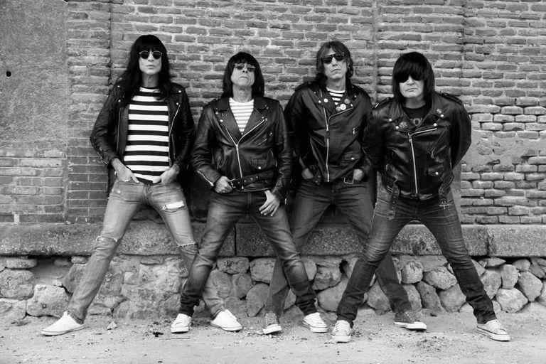 Os Ramonsters, o grupo homenagem de Mario Vaquerizo