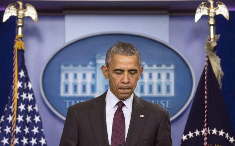 Obama, durante entrevista nesta quinta-feira.