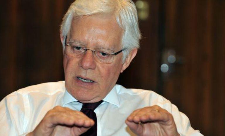 O ex-ministro Moreira Franco.