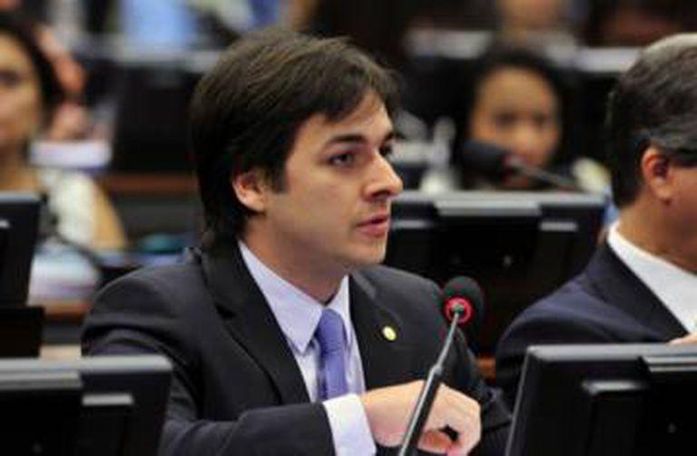 Pedro Cunha Lima (PSDB-PB), deputado federal mais votado na Paraíba, aos 25 anos e na primeira candidatura.