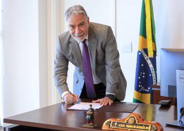 Marco Aurélio Vieira, secretário nacional do Esporte.