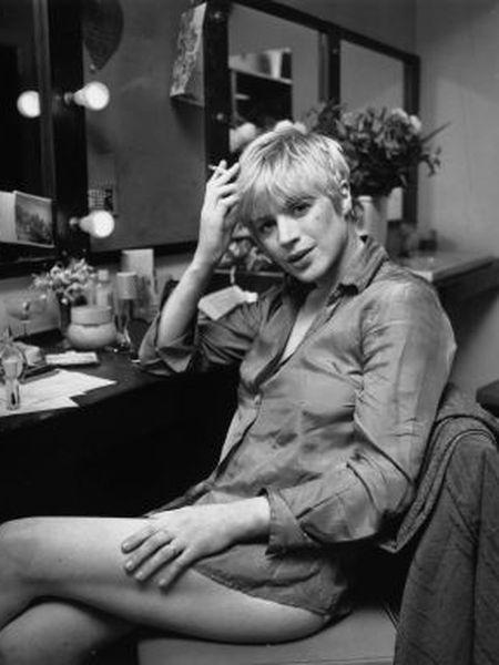 Marianne Faithfull, em um retrato de 1974.