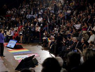 Rousseff no lançamento de programa em Brasília.