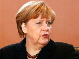 Ángela Merkel, chanceler da Alemanha