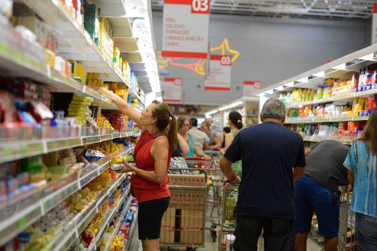 Supermercado em Vitória, Espírito Santo