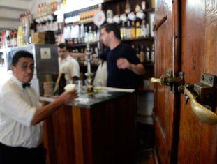 Bar Brasil, fundado em 1907 no bairro da Lapa.
