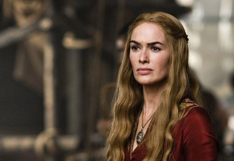 A Fênix de Game of Thrones: a bela e implacável Cersei Lannister.