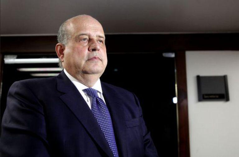 Newton de Lima Azevedo, governador do Conselho Mundial da Água.