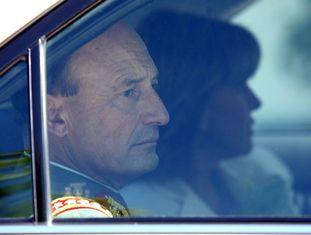 O general da reserva Juan Emilio Cheyre, em 2005