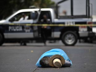 Javier Valdez, assassinado em 15 de maio.
