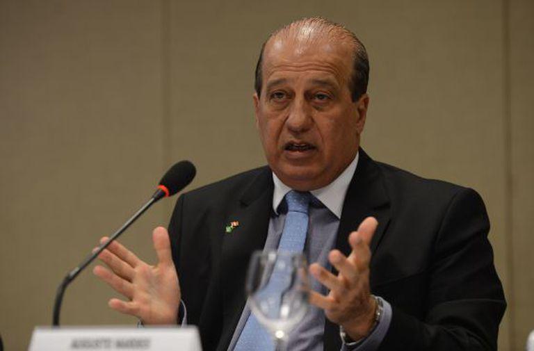 O ministro do TCU Augusto Nardes.