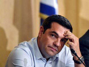 Alexis Tsipras, no último dia 12.