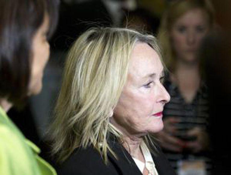 June Steenkamp, a mãe de Reeva Steenkamp.