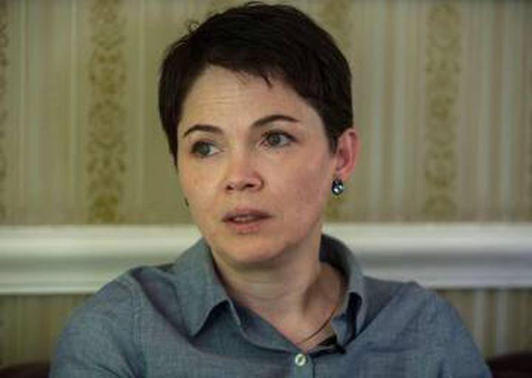 Fabienne Belle, presidente da AFAV-C.