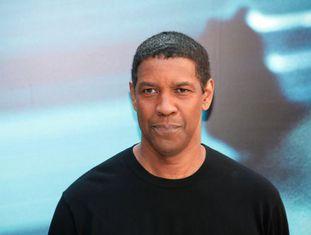 Denzel Washington em Paris, na segunda-feira, durante a apresentação de 'O Protetor'.