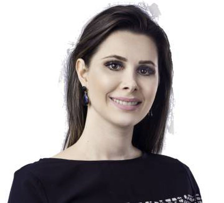 A eleita Caroline De Toni.