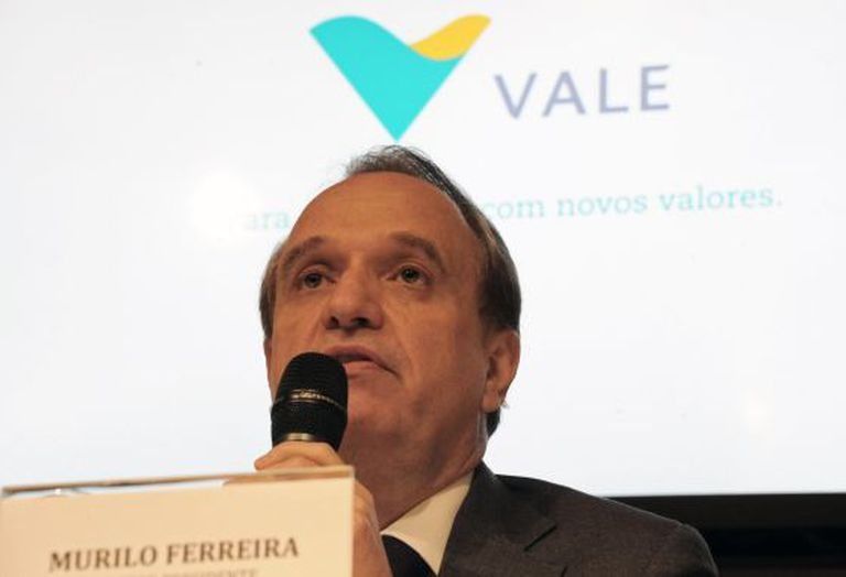 Diretor-presidente da Vale, Murilo Ferreira.