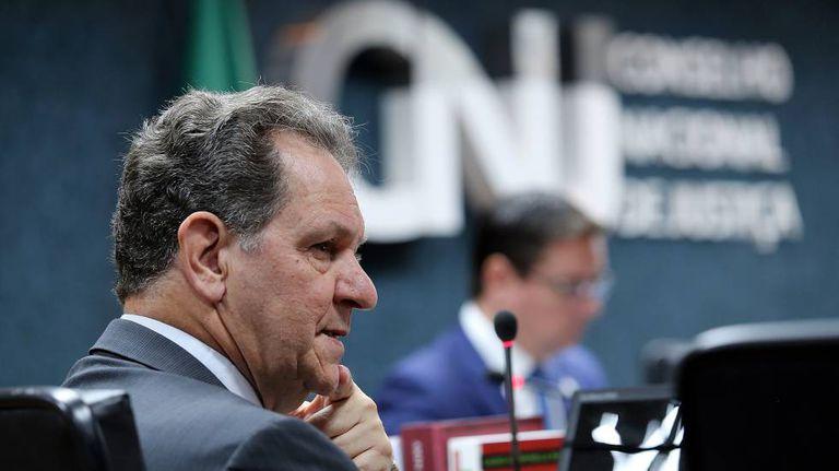O corregedor nacional de Justiça, João Otávio de Noronha.