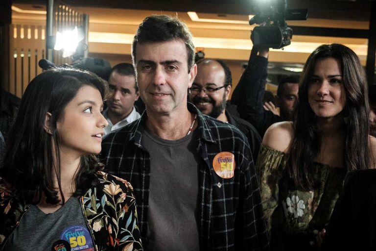 Marcelo Freixo, candidato do PSOL no Rio de Janeiro.