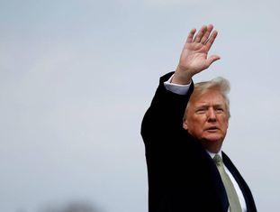 Trump em Washington