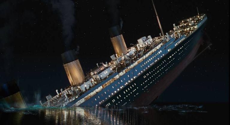 Em 1997, James Cameron levou ao cinema a história do 'Titanic'.