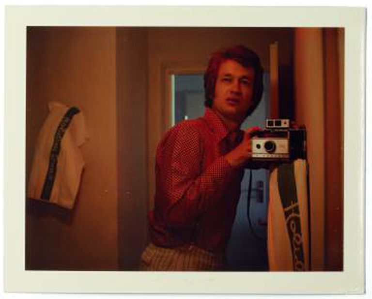 Autorretrato, 1975.