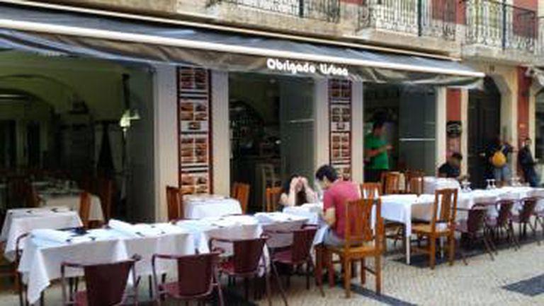 Obrigado Lisboa, outro dos restaurantes do ex-trombadinha